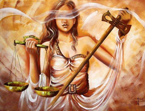 Per trovare la Giustizia bisogna esserle fedeli