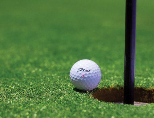 Il Circolo del Golf è un'associazione sportiva